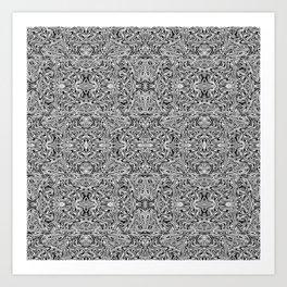 Etnix X Art Print