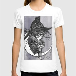 Visions of the witch T-shirt