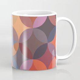 Moroccan pattern multicolor Coffee Mug