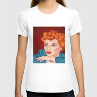 lucy T-shirts featuring Lucy by Maxfield and Madison