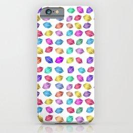 Sassy Kisses - Valentines iPhone Case