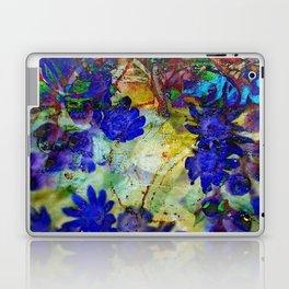 Ice Flowers Laptop & iPad Skin