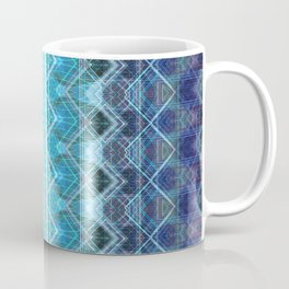 Aqueous Geometry Coffee Mug