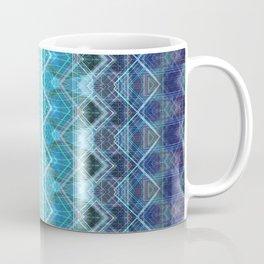 Aqueous Geometry Coffee Mug