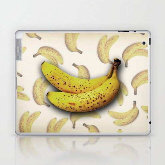 brown bananas Laptop & iPad Skin