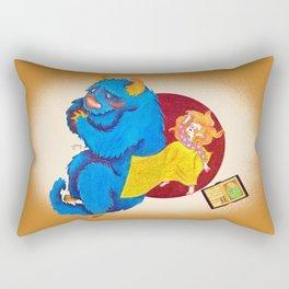 Me and Bubba Rectangular Pillow