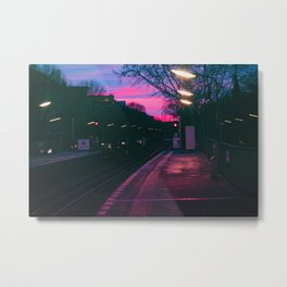 Take me Home v2 Metal Print