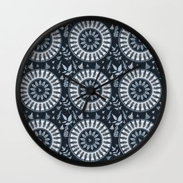 NATURE circle MonoChrome Wall Clock