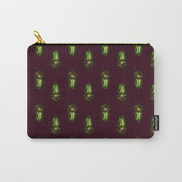 Rainbow Stag Beetles Carry-All Pouch