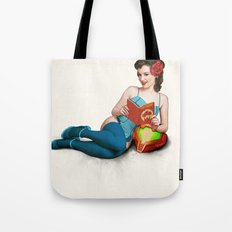 Metroid No.1 Tote Bag