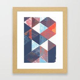 When the Rainbow is an option. Framed Art Print