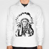 native Hoodies featuring Native by Lauryn Danae