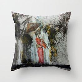 Misako Throw Pillow