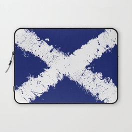 in to the sky, scotland Laptop Sleeve