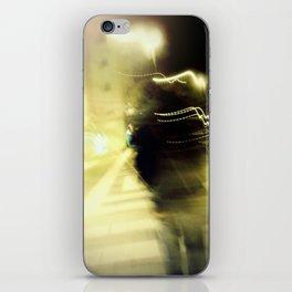 Walking iPhone Skin