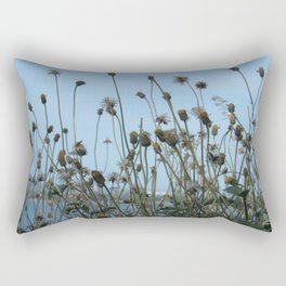 Diente de Leon Rectangular Pillow