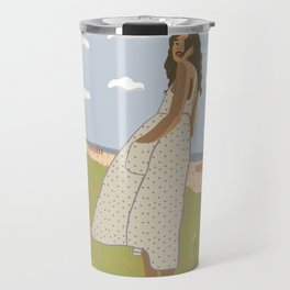 Swept Away Travel Mug