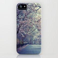 Spring Cherry Blossoms - Central Park iPhone (5, 5s) Slim Case