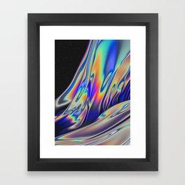NUIT NOIRE Framed Art Print
