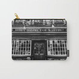 Prospect of Whitby Pub London 1520 Carry-All Pouch