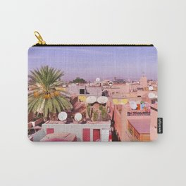 Marrakech Rooftop Carry-All Pouch