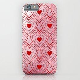 Heartbeat - Romantic - Happy Valentines Day iPhone Case