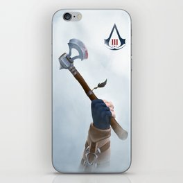 Nothing is true, everything is permitted iPhone Skin