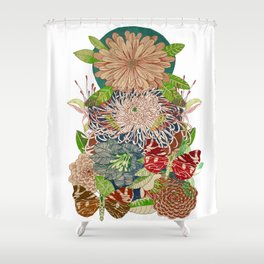 Summersong Shower Curtain