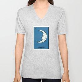 La Luna Unisex V-Neck
