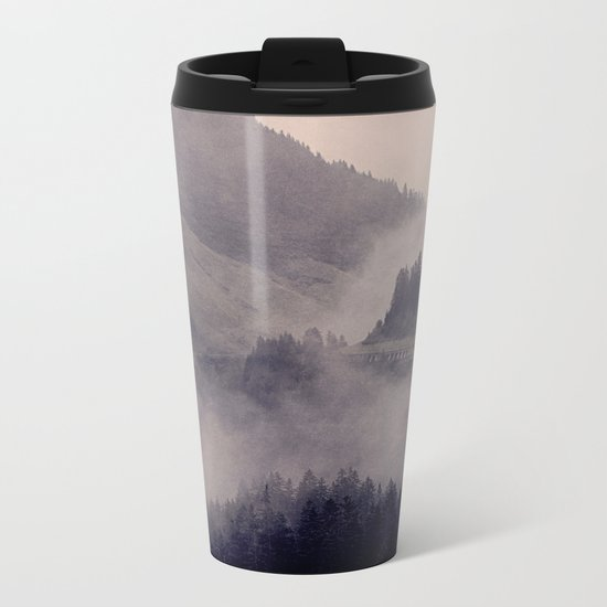 HIDDEN HILLS Metal Travel Mug