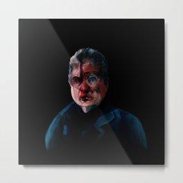 Francis Bacon. Metal Print