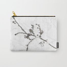 Minimal Nature - Cherry Blossom Branch 2 Carry-All Pouch