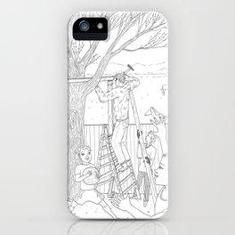 beegarden.works 011 iPhone Case