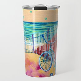 Calm Seas and Cruiser Travel Mug