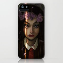 Don't Wake Up the Vampire iPhone Case