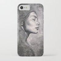 destiny iPhone & iPod Cases featuring Destiny by Pamela Schaefer