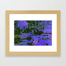 In Still Waters Framed Art Print