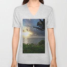 Hawaiian Light Unisex V-Neck