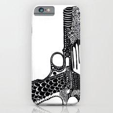 Flower Gun  iPhone 6s Slim Case