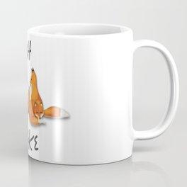 Four Fox Sake Coffee Mug
