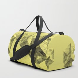 News Cubes Duffle Bag