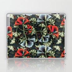 flores misteriosas Laptop & iPad Skin