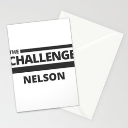 The Challenge: Nelson Stationery Cards
