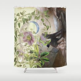 One Night in Venice Shower Curtain