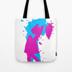 K I S S 3D Tote Bag