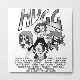 HUGG 2016 Tour of PA Metal Print