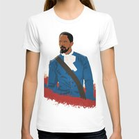 django T-shirts featuring Django by Anton Lundin