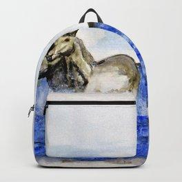 Sea Horses Backpack