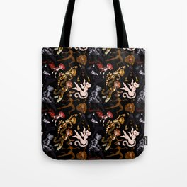 Practical Cats Tote Bag