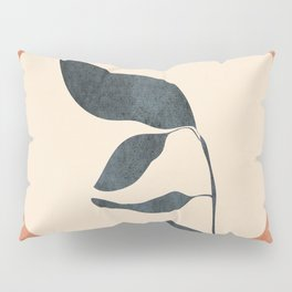 Summer Leaves Pillow Sham
